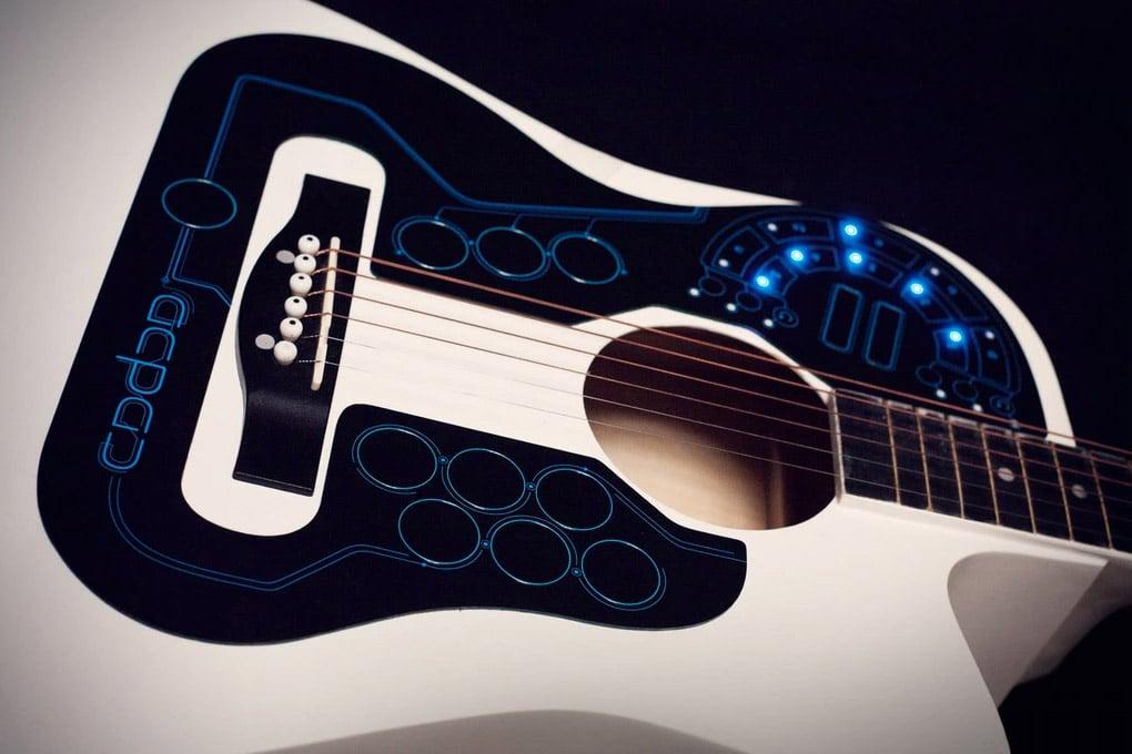 ACPAD Guitar Controller