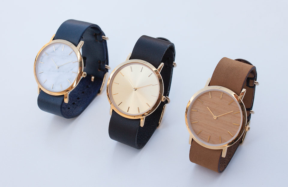 Analog Watch Co. Classic Collection