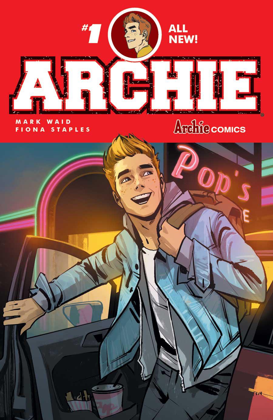Archie & Jughead (2015)