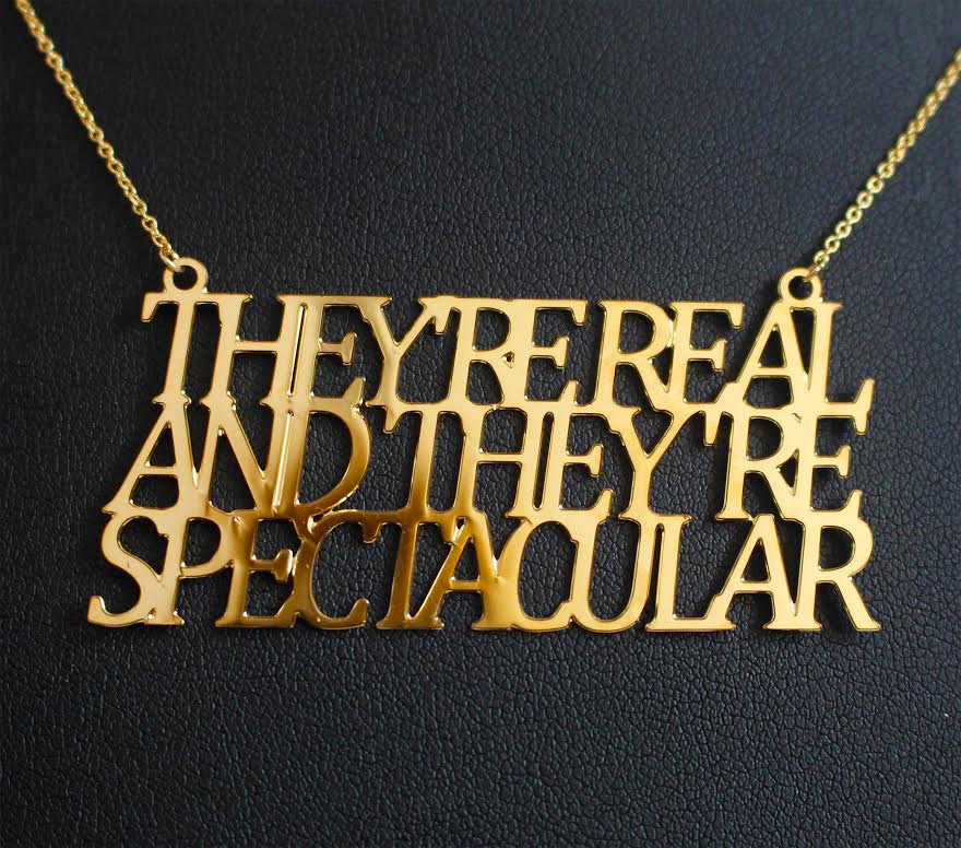 """They""re Real and They""re Spectacular"" by Kiersten Essenpreis"