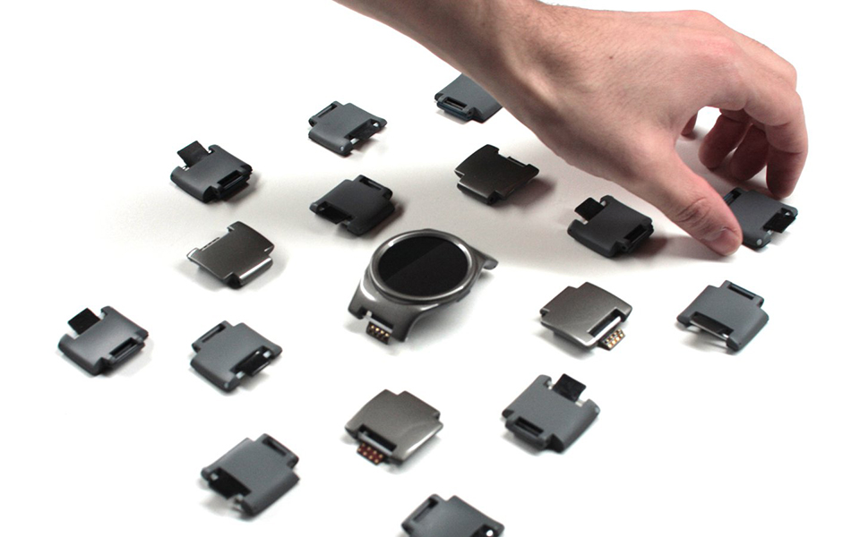 Modular Blocks Smartwatch