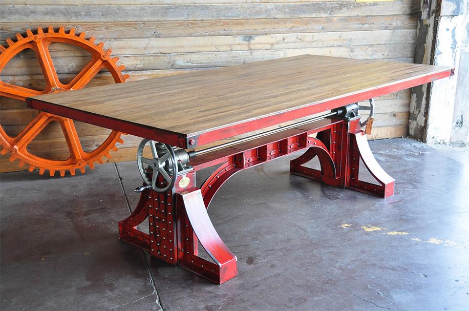 Bronx Crank Desk