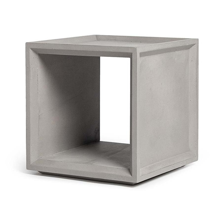 Concrete Modular Storage