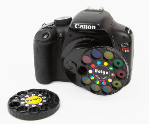 DSLR Wheel of Filters
