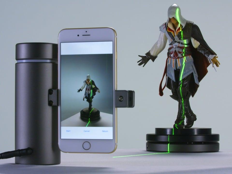 Eora 3D Scanner