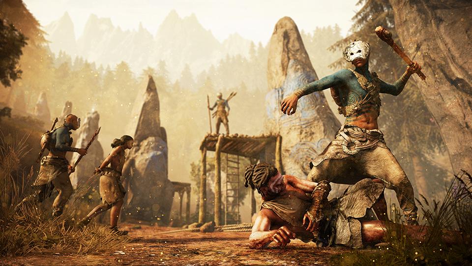 Far Cry Primal (Trailer)