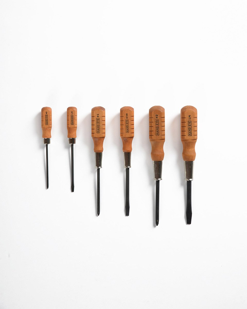 Hand-Eye Supply Screwdriver Set
