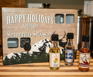 Heritage Spirits Advent Calendar