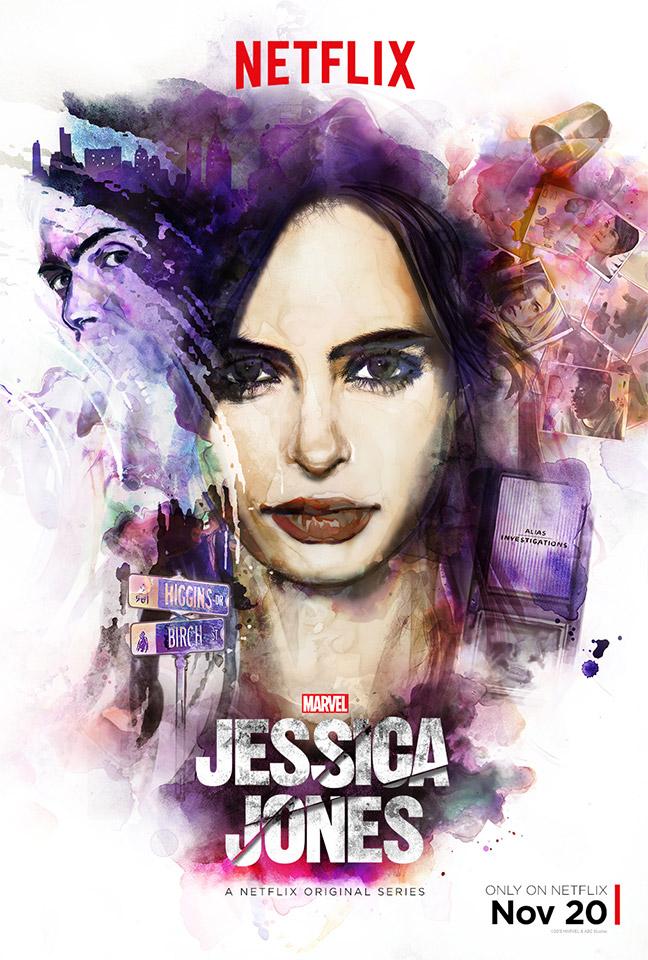 Jessica Jones (Trailer)