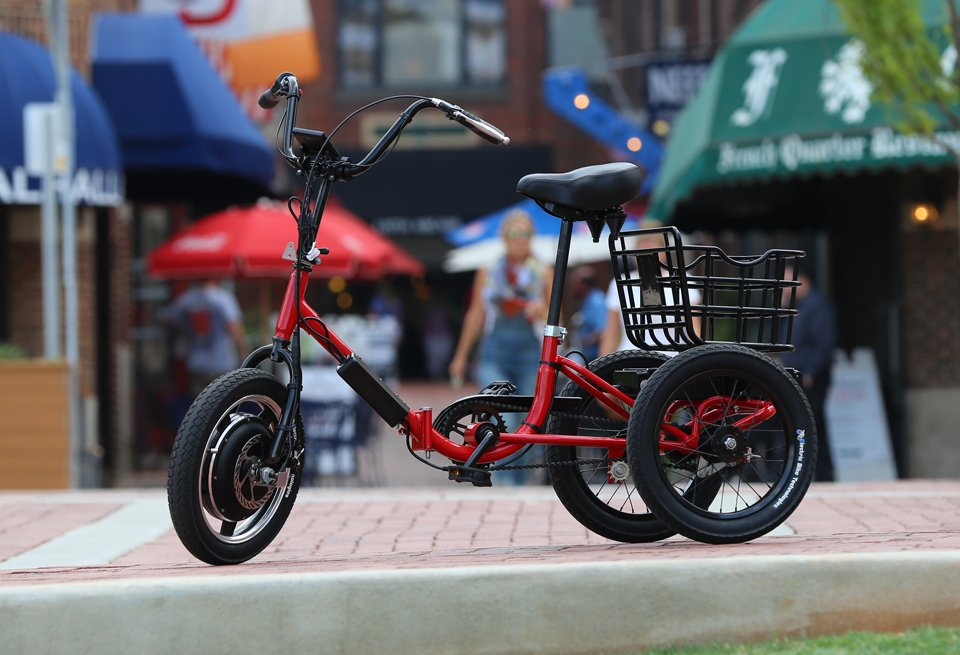 Liberty Electric Trike The Awesomer