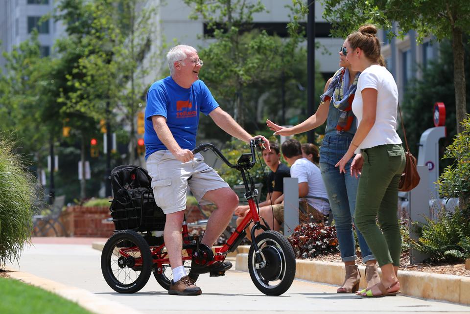 Liberty Electric Trike
