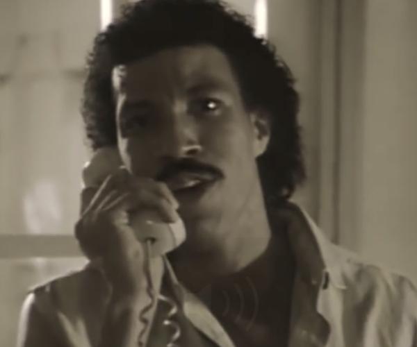 Lionel Richie Calls Adele