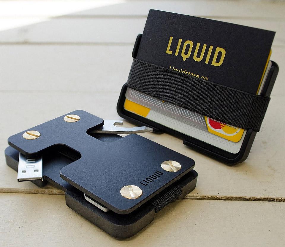 Deal: Liquid Co. Essentialist Wallet