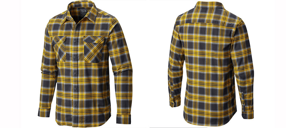 Stretchstone Flannel Shirt