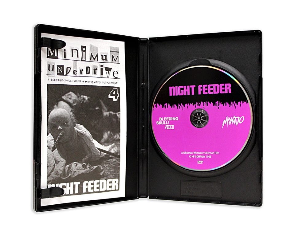 Night Feeder (Trailer)