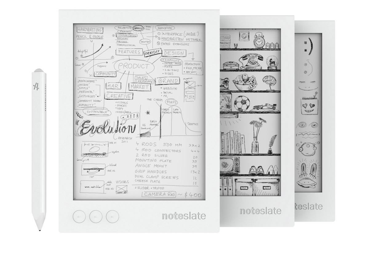 Noteslate Shiro Writing Tablet