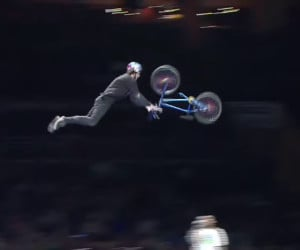 Nothing Front Bike Flip