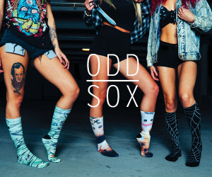 Win: OddSox Sock Prize Pack