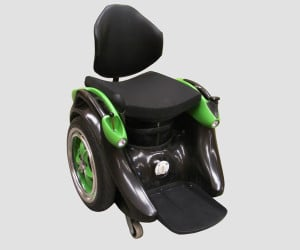Ogo Self-Balancing Wheelchair
