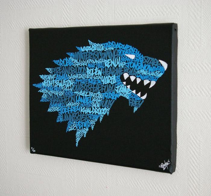 Graffiti Art by Oskunk