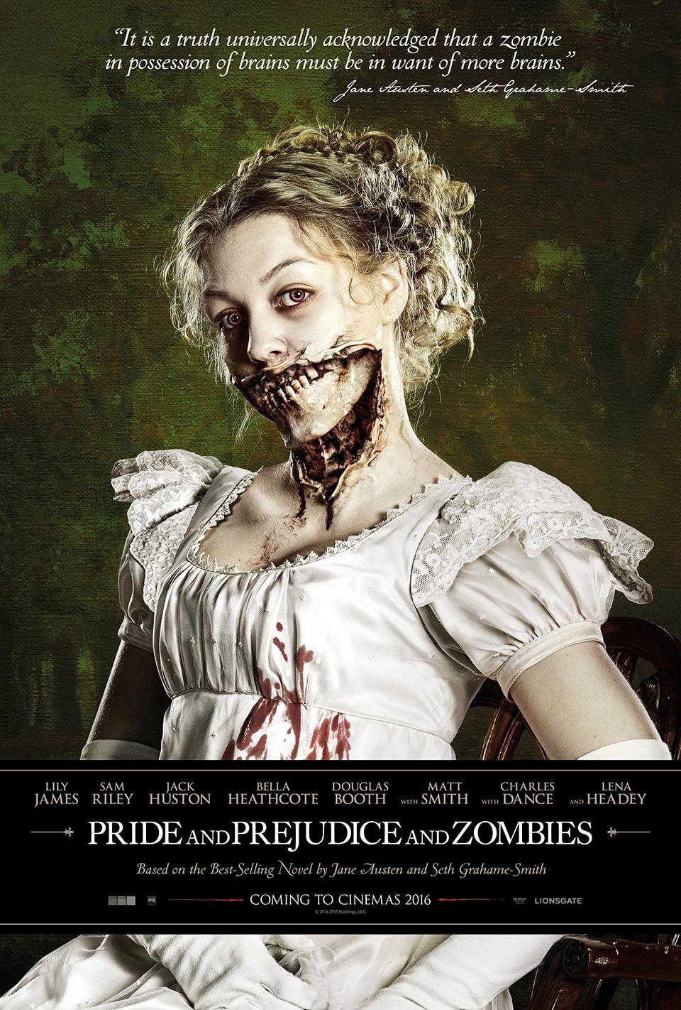 Pride & Prejudice & Zombies (Teaser)