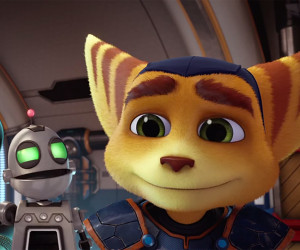 Ratchet & Clank Movie (Trailer)