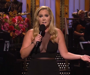 SNL: Amy Schumer Monologue