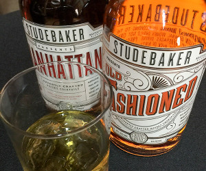 Studebaker Whiskey Cocktails