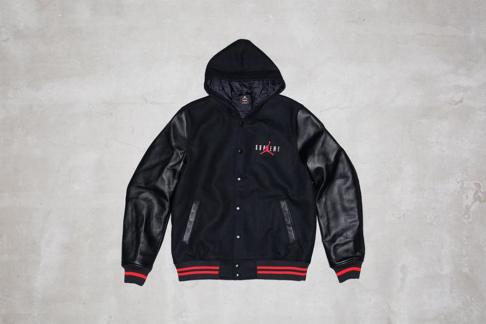 Supreme x Jordan Jackets