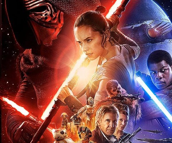 Star Wars: The Force Awakens (Trailer)