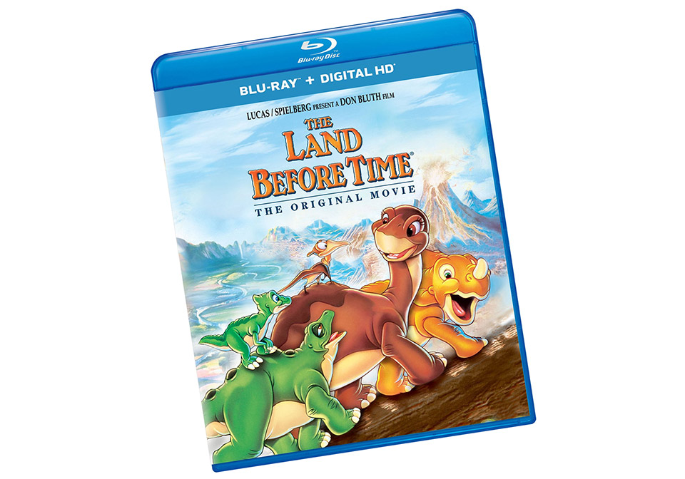 The Land Before Time Blu-ray