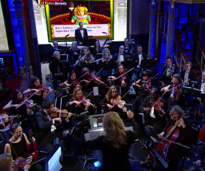 The Late Show: Zelda Symphony