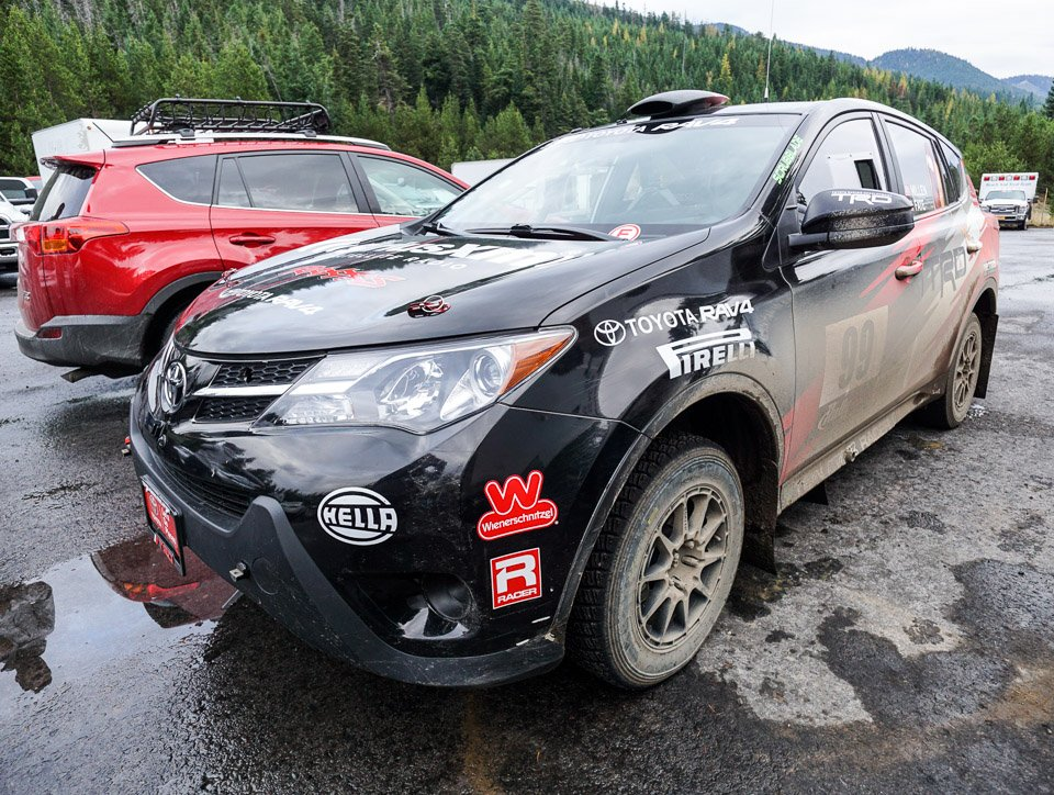 The Rally RAV4