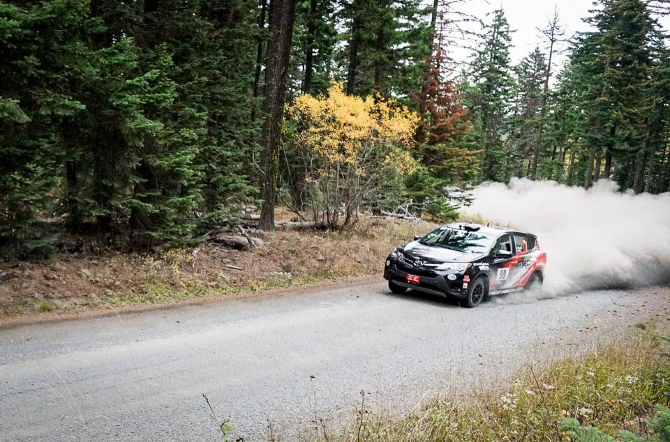 The Rally RAV4