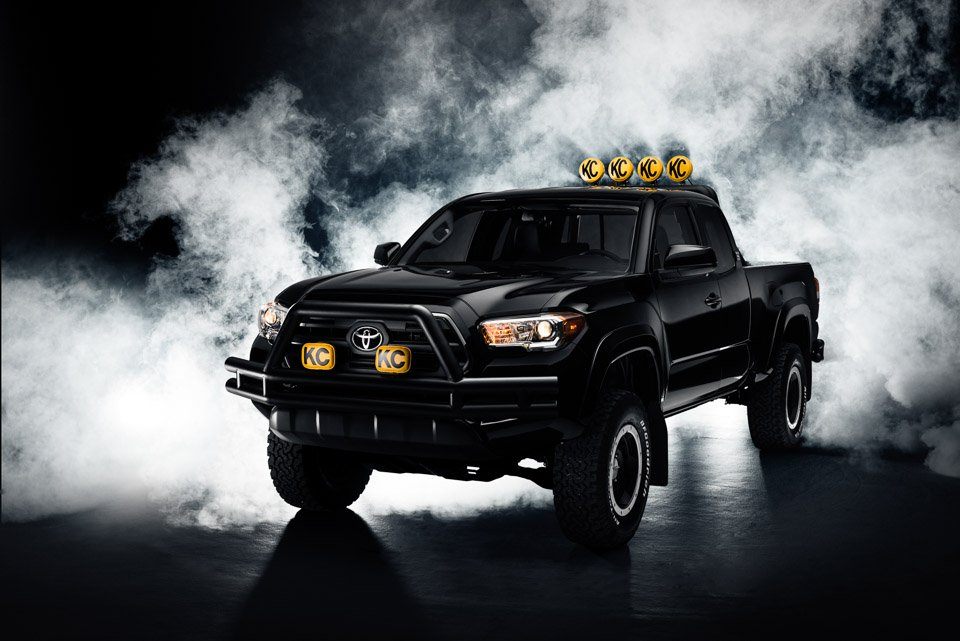The Back to the Future Tacoma