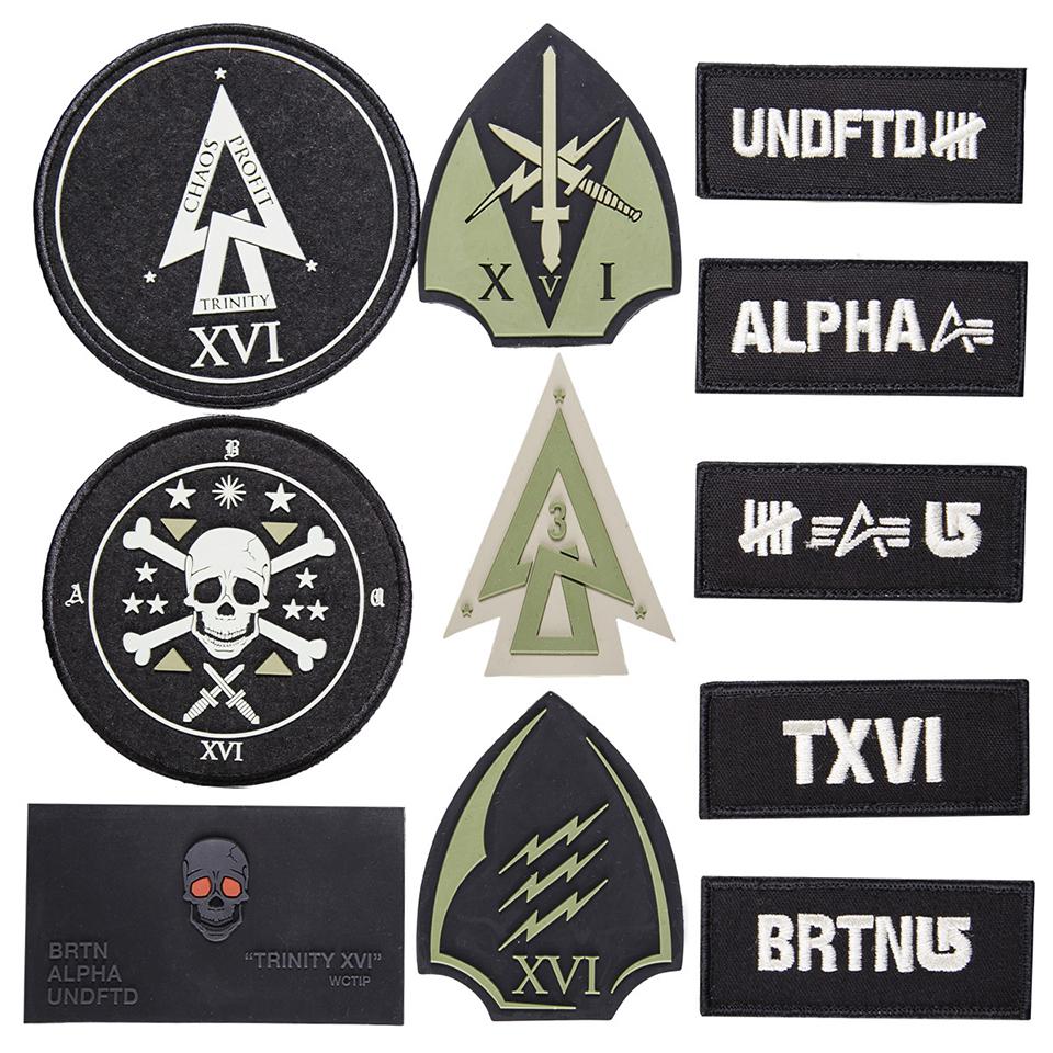 UNDFTD x Alpha x Burton