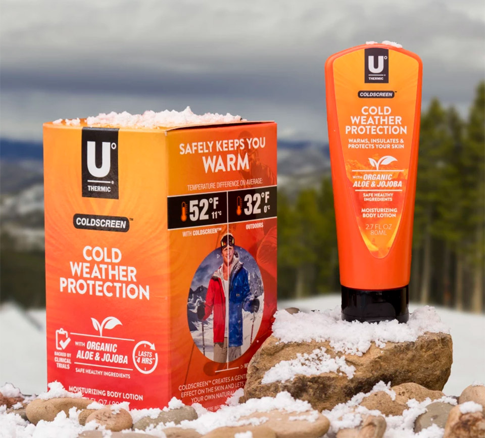 Uthermic Coldscreen