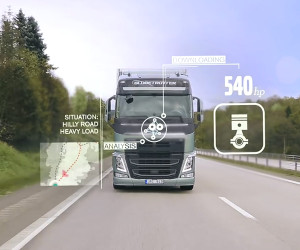 Volvo: Tomorrow's Intelligent Truck