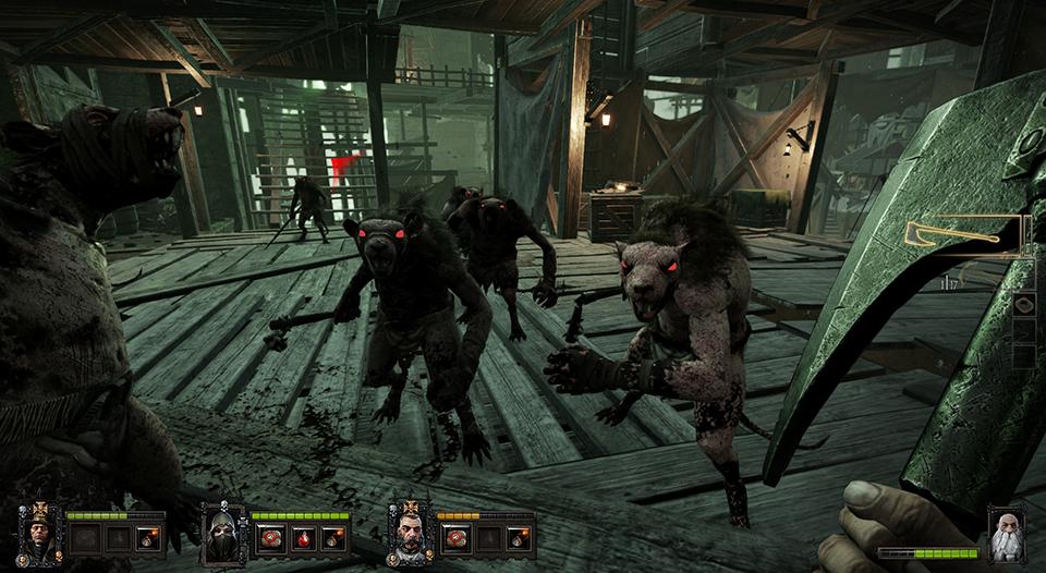 Warhammer: End Times –Vermintide