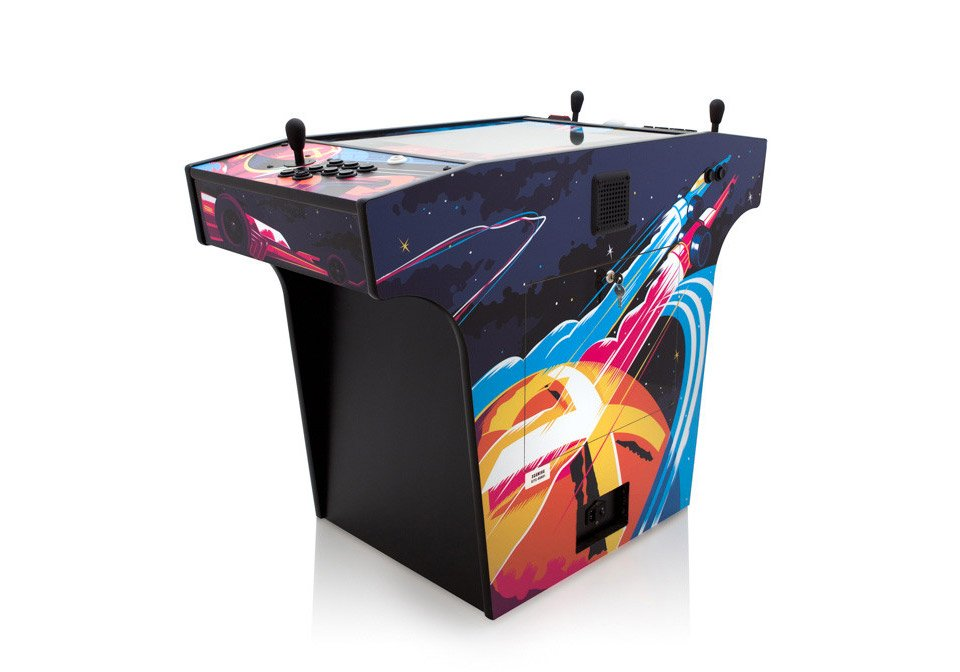 X-Arcade Cocktail Cabinet