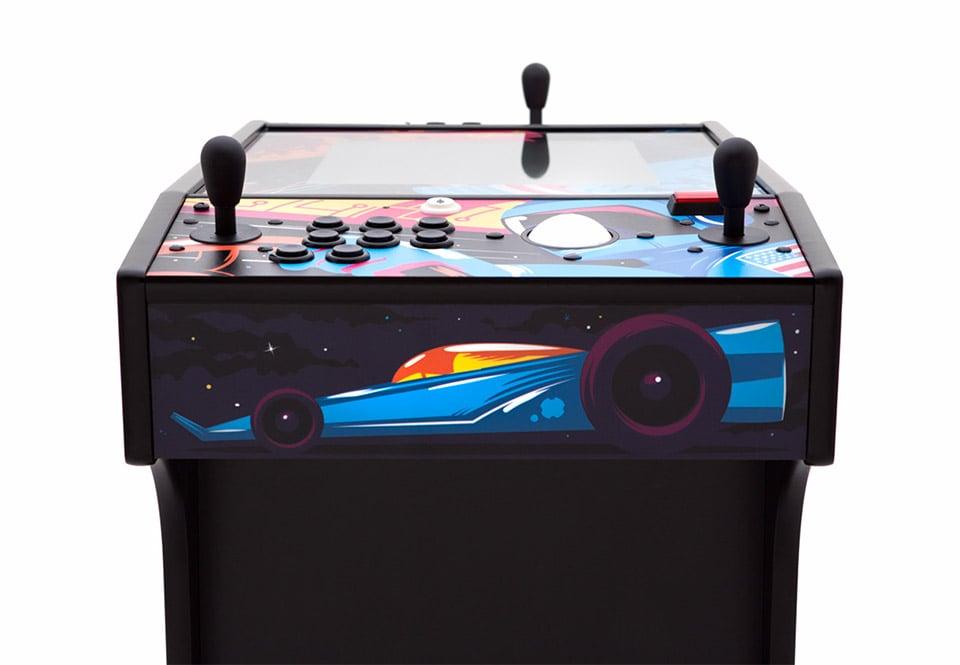 X-Arcade Cocktail Cabinet