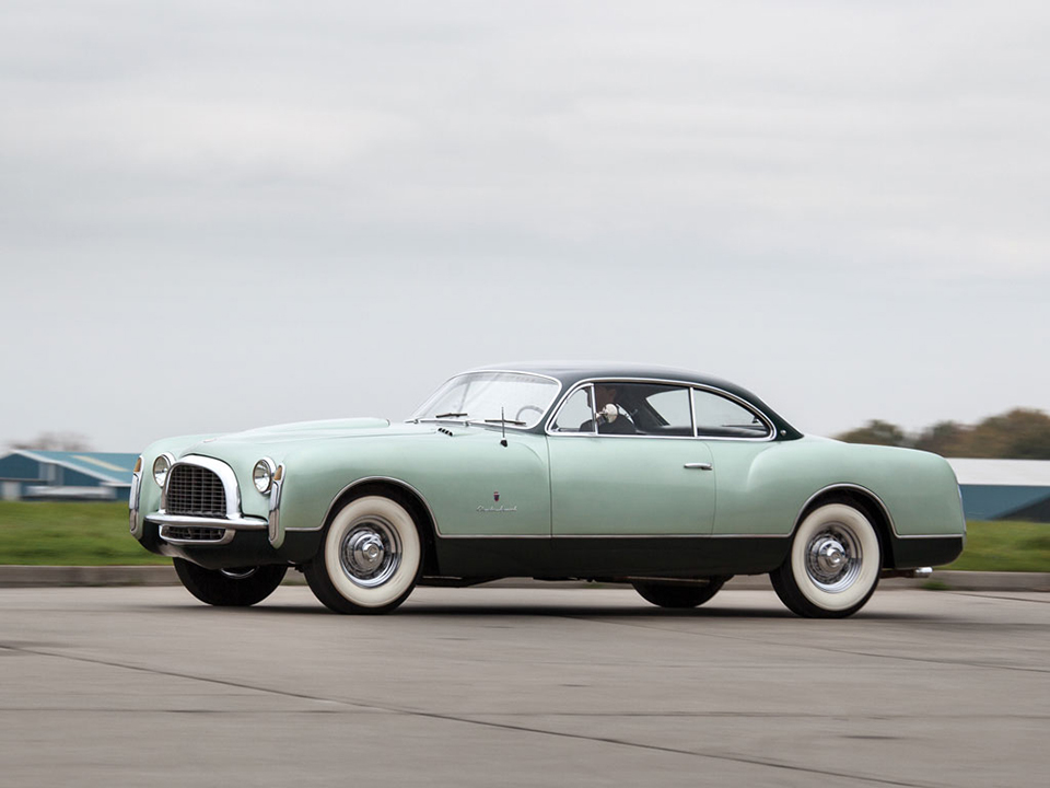 1953 Chrysler Special Coupe