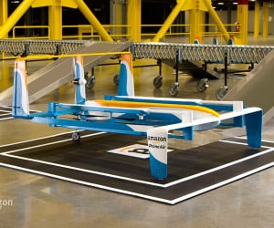Amazon Prime Air Updated