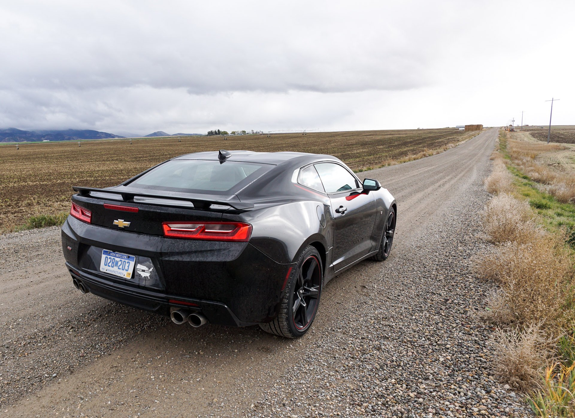 Our Awesome Camaro Road Trip