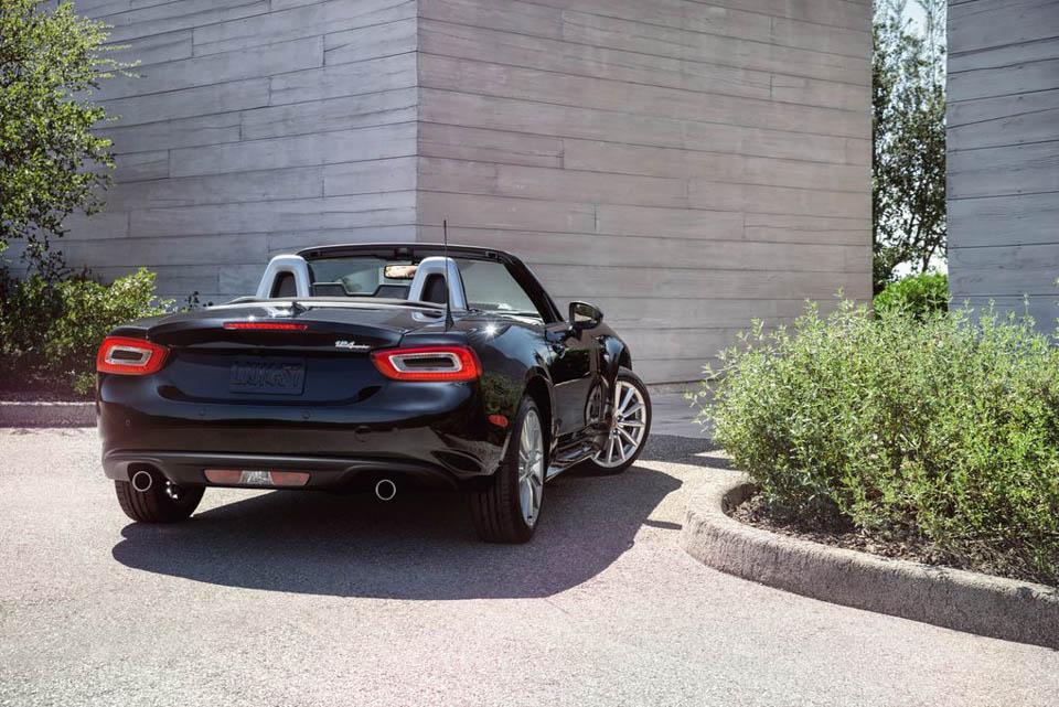 2017 FIAT 124 Spyder