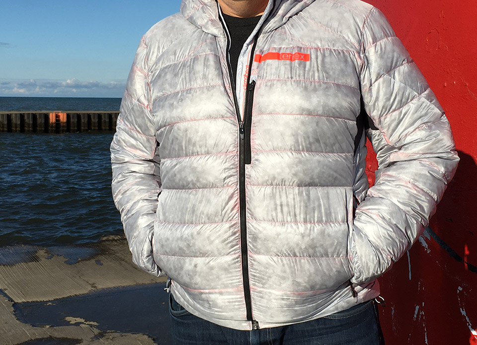 really comfortable best prices new collection Adidas Terrex Climaheat Agravic Hoodie