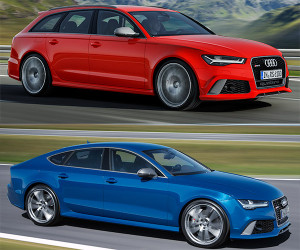 Audi RS6 & RS 7 Performance