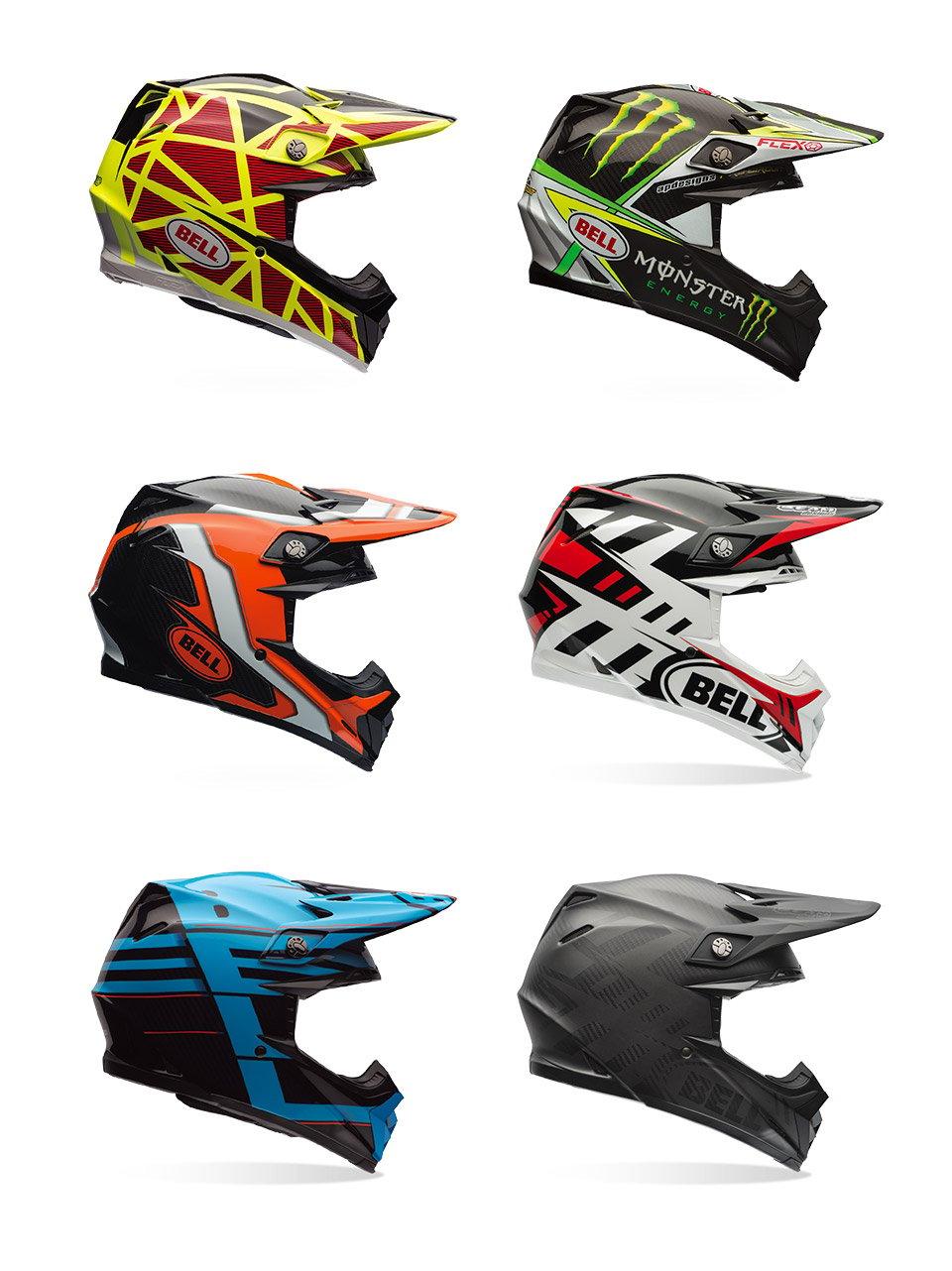 bell moto 9 carbon flex helmet the awesomer. Black Bedroom Furniture Sets. Home Design Ideas