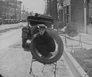 Buster Keaton: The Art of the Gag
