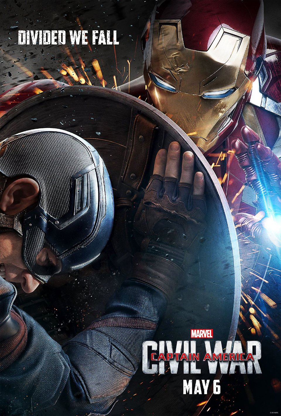 Capt. America: Civil War (Trailer)